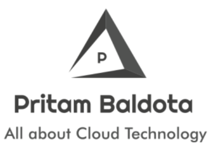 Pritam Baldota | All about Cloud Technology